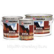 КИВИСИЛ ТИККУРИЛА (KIVISIL TIKKURILA), 9л - Краска для фасадов на водной основе. фото