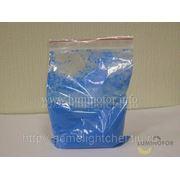 Флуоресцентный пигмент синий 200гр. фото