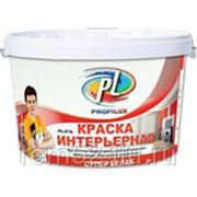 Краска Профилюкс PL-07А акриловая влагостойкая супербелая (3кг) фото