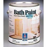Американская интерьерная краска Bath Paint / Баф Пэйнт для помещений с повышенной влажностью. фото
