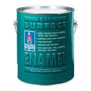 All Surface Enamel Latex Base - Интерьерная / Экстерьерная Эмаль фото