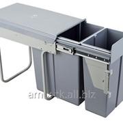 Контейнер для отходов, модуль 30см, 30л. - CLG-603M фото
