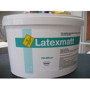 Краска для стен и потолков LATEXMATT фото