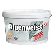 Краска для потолков Alpenweiss фото