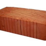 Кирпич полнотелый рядовой рифленый Обольский КЗ, Марка М-150 фото