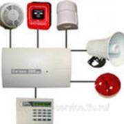 Системы видеонаблюдения, охранной и пожарной сигнализации. фото
