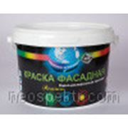 Краска фасадная текстурная ВД-АК-114 8 кг фото