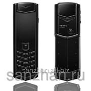 Телефон Vertu Signature S Design ULTIMATE black DLC Новая прошивка 86546 фото
