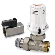 Радиаторные терморегуляторы, термостатические клапаны и термостатические элементы BROEN BALLOTHERM фото