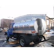 Автоцистерна ОТА-42 на шасси ГАЗ-3309 фото