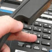 Телефонные консультации заказчика по техническим вопросам фото