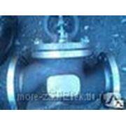 Вентиль нержавеющий 15нж65бк (65п) Ду100 Ру16 фото