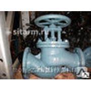 Вентиль стальной 15с65нж(п) Ду100 Ру16 фото