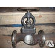 Вентиль нержавеющий 15нж65бк (65п) Ду65 Ру16 фото