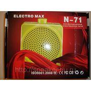 Громкоговоритель на пояс ELECTRO MAX N-71 10-15 Вт фото