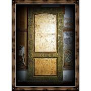 Деревянные двери, межкомнатные, входные, для бани и сауны из массива под старину. фото