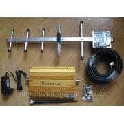 Усилитель GSM сигнала GSM960N SET (комплект с внешней антенной и кабелем) фото