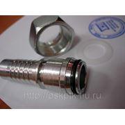 Фитинг для рукава гидравлического высокого давления фото