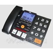 Телефон KXT-830LM с азбукой Брайля фото