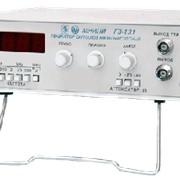 Генератор сигналов низкочастотный Г3-131 фото