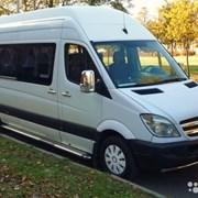 Пассажирские перевозки Мерседес Спринте13-20 мест. фото