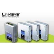 Cisco SPA2102-EU, Телефонный адаптер Linksys SPA2102-EU (SIP), 2 FXS, 2x10/100 Eth, NAT