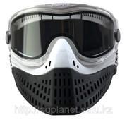 Маска пейнтбольная Empire E-Flex goggle белая фото