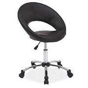 Кресло компьютерное Signal Q-128 (черный) фото