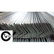 Угол 25х4 металлический горячекатаный Ст3,ст3пс5, 6м,11,7м,ГОСТ 8509-93 фото