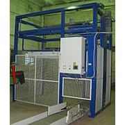 Паллетайзер (оборудование, машина, установка) для паллет ПАЛ - 10 фото
