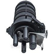 Муфта опическая тупиковая GJS 2-D-48 (герметизация: механич + ТУТ)