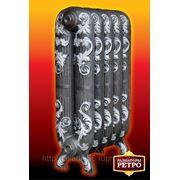 Чугунные радиаторы отопления FAKORA фото