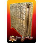 Чугунный ретро радиатор Demir Dokum фото