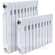 Чугунный секционный радиатор Konner - ХИТ 500, 1 секция (с монтажным комплектом) фото