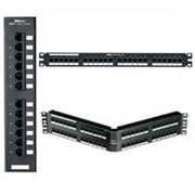 48-портовая патч-панель кат. 5E (48хRJ45, 19'', T568A&B) — DP5e™ Panduit, DP485E88TGY