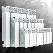 Радиатор биметаллический RIFAR Base 350/90 8 секций фото