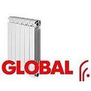 Радиатор отопления GLOBAL STYLE EXTRA-350 биметалл фото