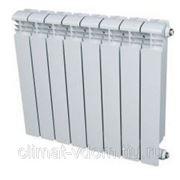 Биметаллический радиатор Rifar Base B 500 10 секции фото