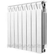 Биметаллический радиатор Rifar MONOLIT 350 фото