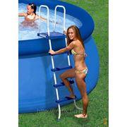 Лестница для бассейна 122 см Intex фото
