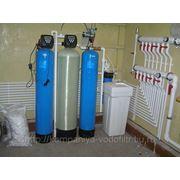 Засыпные фильтры для очистки воды (для коттеджа, дачи, кваотиры). фото