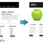 Создание прототипа для сайтов и бизнесов фото