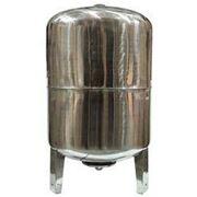 Гидроаккумулятор 100L верт. нержавейка фото