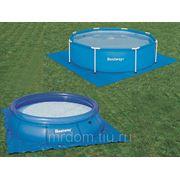 Подстилка для бассейнов 335*335см. (подарочная упаковка) (829109) фото