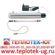 Ультрафиолетовая лампа для очистки воды фото