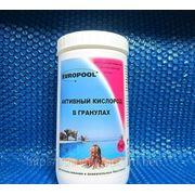 Активный кислород в гранулах 1 кг Europool фото