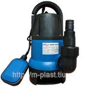 Погружной дренажный насос AquamotoR ARDP-400D для грязной воды фото