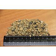 Кварцевый песок окатанный 2,0-5,0 мм, 1000 кг фото