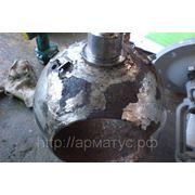 Ремонт запорной арматуры (восстановление) фото