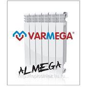 Алюминиевый радиатор VARMEGA 500/80 фото